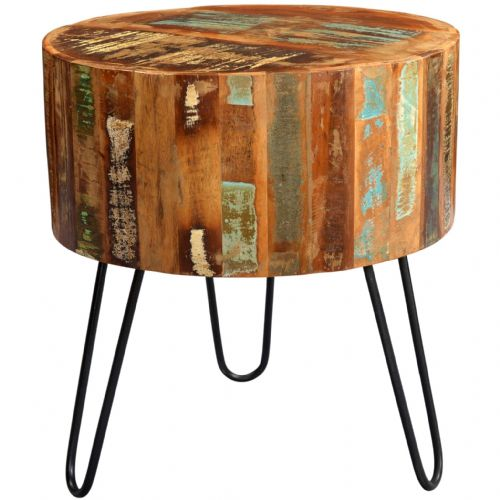 Shoreline Drum Side Table